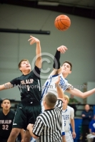 Gallery: Boys Basketball Tulalip Heritage @ Grace Academy